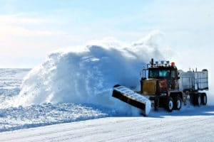 denver snow plow service